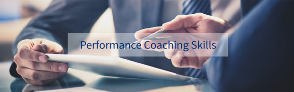 Performance coaching skills