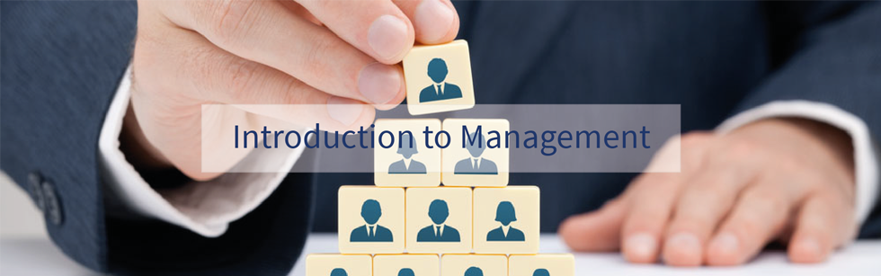 introduction to management course work People management fundamentals cipd training / an introduction to mindfulness at an introduction to mindfulness at work is a practical and interactive course.