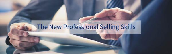 Professional selling skills