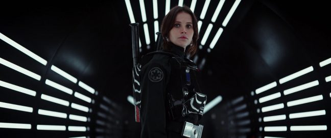 Jyn Erso leadership